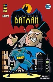 Las Aventuras De Batman 01