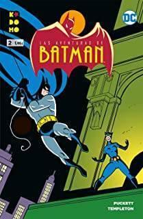 Las Aventuras De Batman 02