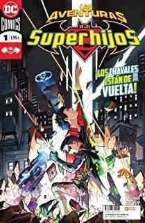 Las Aventuras De Los Superhijos 01