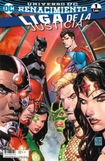 Liga De La Justicia 56/ 1 (Renacimiento) (Segunda Edición)
