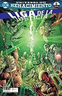 Liga De La Justicia 61/ 6 (Renacimiento)