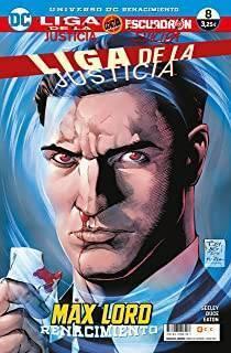Liga De La Justicia 63/ 8 (Renacimiento)