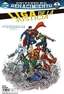 Liga De La Justicia 64/ 9 (Renacimiento)