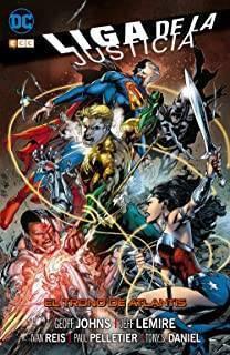 Liga De La Justicia El Trono De Atlantis