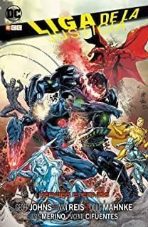 Liga De La Justicia Héroes Eternos