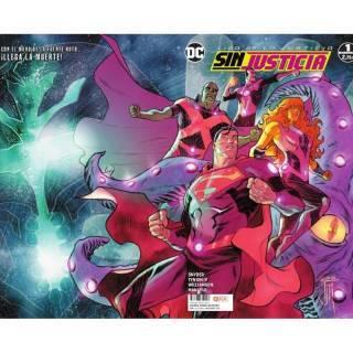 Liga De La Justicia: Sin Justicia 1