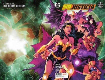 Liga De La Justicia: Sin Justicia 3