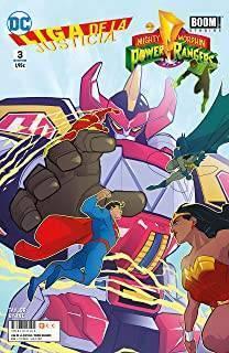 Liga De La Justicia/Power Rangers 03 (De 6)