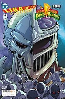 Liga De La Justicia/Power Rangers 04 (De 6)