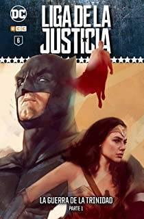 Liga De La Justicia: Coleccionable Semanal 06 (De 12)