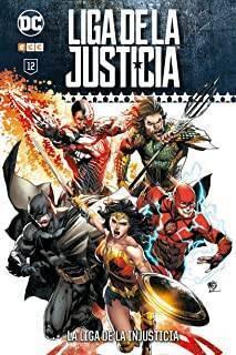 Liga De La Justicia: Coleccionable Semanal 12 (De 12)