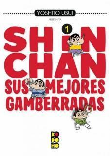 Shin Chan: Sus Mejores Gamberradas 01 (De 6) (Segunda Edición)