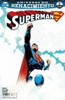 Superman 57/ 2 (Renacimiento)