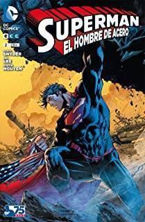 Superman El Hombre De Acero 02