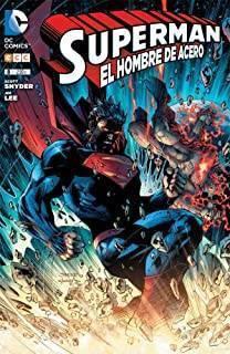 Superman El Hombre De Acero 08