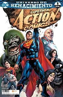 Superman: Action Comics 01 (Renacimiento)