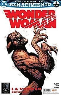 Wonder Woman 19/ 5 (Renacimiento)