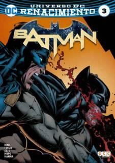 Batman Detective Comics 03 (Renacimiento)
