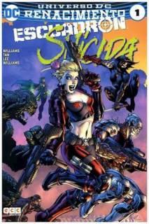 Escuadrón Suicida 01 (Renacimiento)