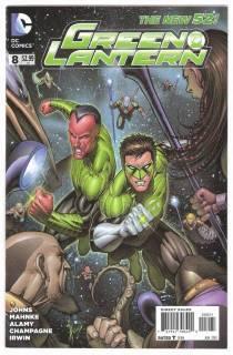 Green Lantern 08