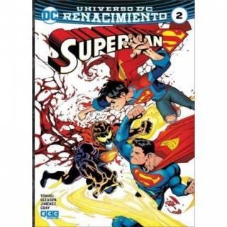 Superman 02 (Renacimiento)