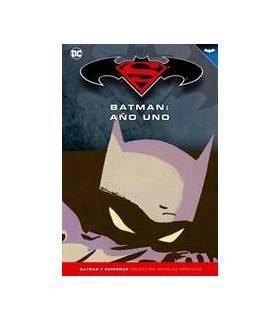 Colección Batman y Superman 13: Batman: Año Uno