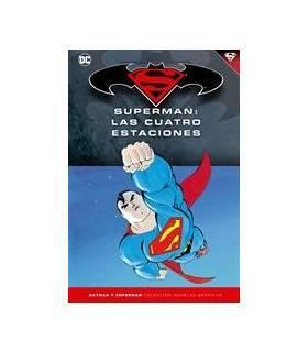 Colección Batman y Superman 17: Superman: Las Cuatro Estaciones