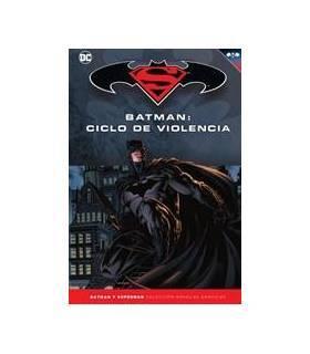 Colección Batman y Superman 24 Ciclo De Violencia