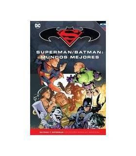 Colección Batman y Superman 31: Superman/Batman: Mundos Mejores