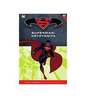 Colección Batman y Superman 34: Superman: Kryptonita
