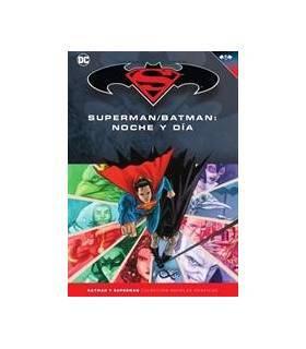 Colección Batman y Superman 35: Superman/Batman: Noche y Día