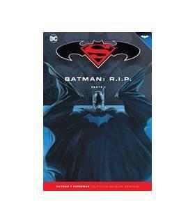 Colección Batman y Superman 36: Batman R.I.P. Parte 1