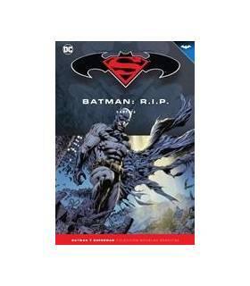 Colección Batman y Superman 37: Batman R.I.P. (Parte 2)