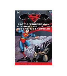 Colección Batman y Superman 38: El Caballero Oscuro Sobre Metrópolis