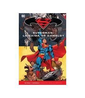 Colección Batman y Superman 39: Superman: La Caída De Camelot (Parte 1)