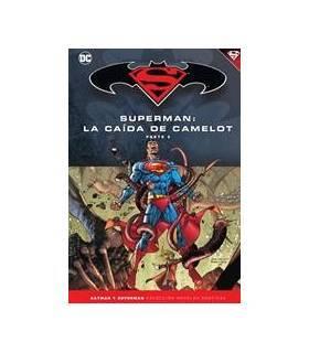 Colección Batman y Superman 40: Superman: La Caída De Camelot (Parte 2)