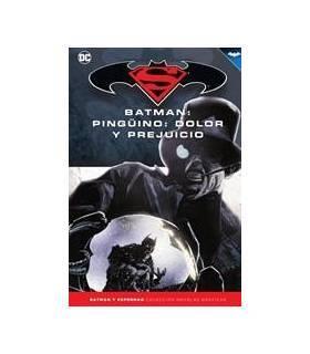 Colección Batman y Superman 42: Pingüino, Dolor y Prejuicio