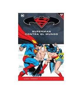 Colección Batman y Superman 48: Superman Contra El Mundo